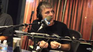 Bruce Dickinson @IronMaiden talks cancer and recovery  - @OpieRadio @JimNorton