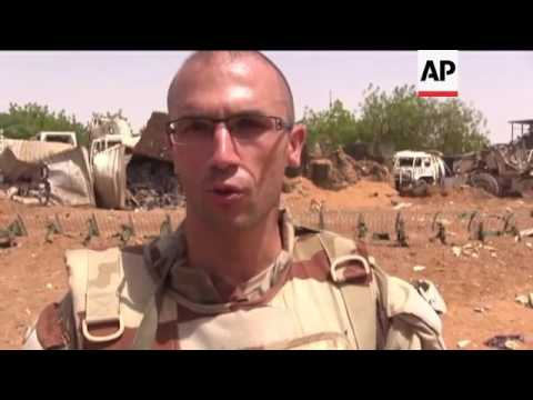 Chinese peacekeeper killed in Mali