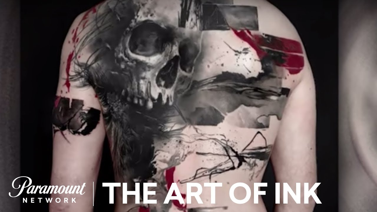 The Art Of Ink Trash Polka Youtube