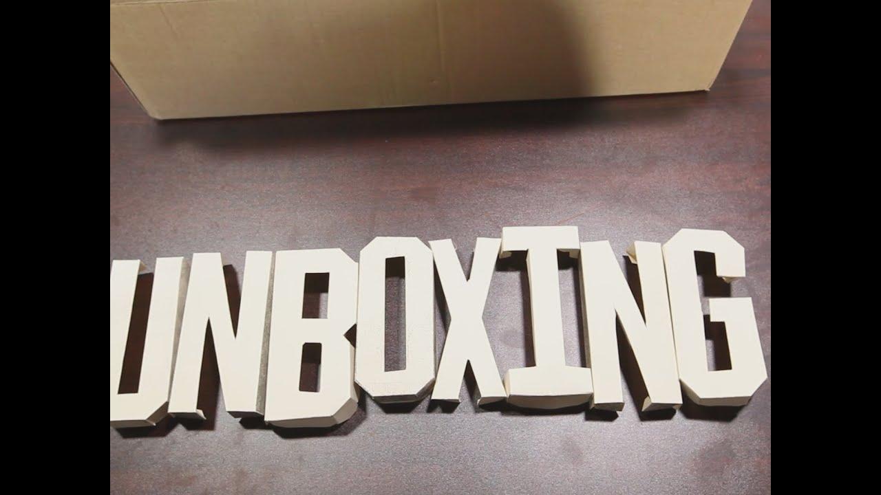 NOUVELLE INTRO UNBOXING + UNBOXING HP LASER 150 A