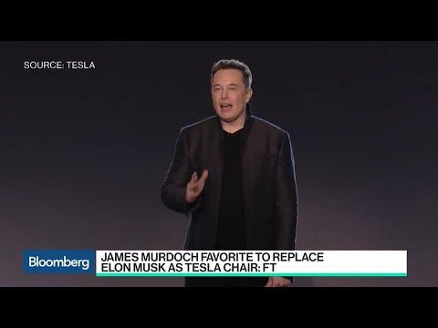 Tesla Bull Maynard Um Says James Murdoch Could Be Good for Tesla