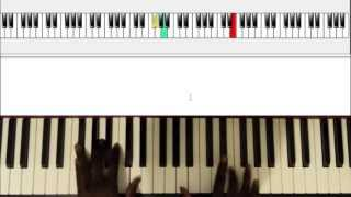 One Direction Best Song Ever Piano Tutorial - Part 2 - With Free Sheet Music