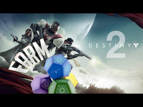 [LIVE] Destiny 2 - Farm des engrammes puissants sur mes personnages! - [FR]