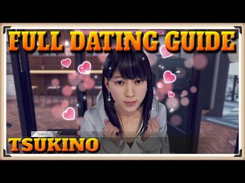 Judgment Tsukino Saotome Romance Walkthrough. All Dates & Good Choices For Tsukino Romance Guide