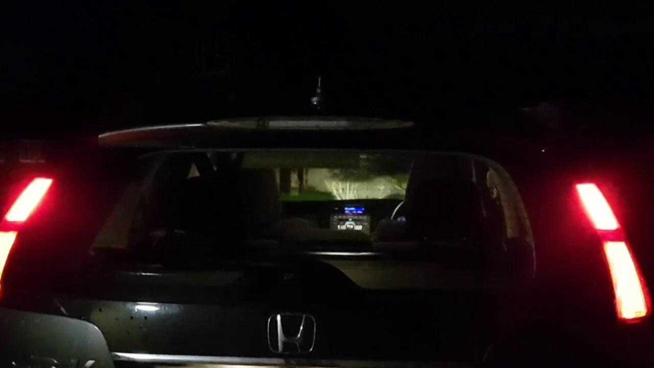 honda crv brake light fault youtube