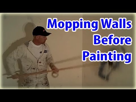 Steps Painting New Sheet Rock Or Dry Wall. House Painting Hacks