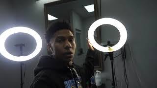 "DaKari The Barber | 17 Year Old ""My Barber Station"" Vlog"