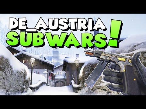 CS:GO - Vielversprechende Map: Austria! - Twitch Subwars #28