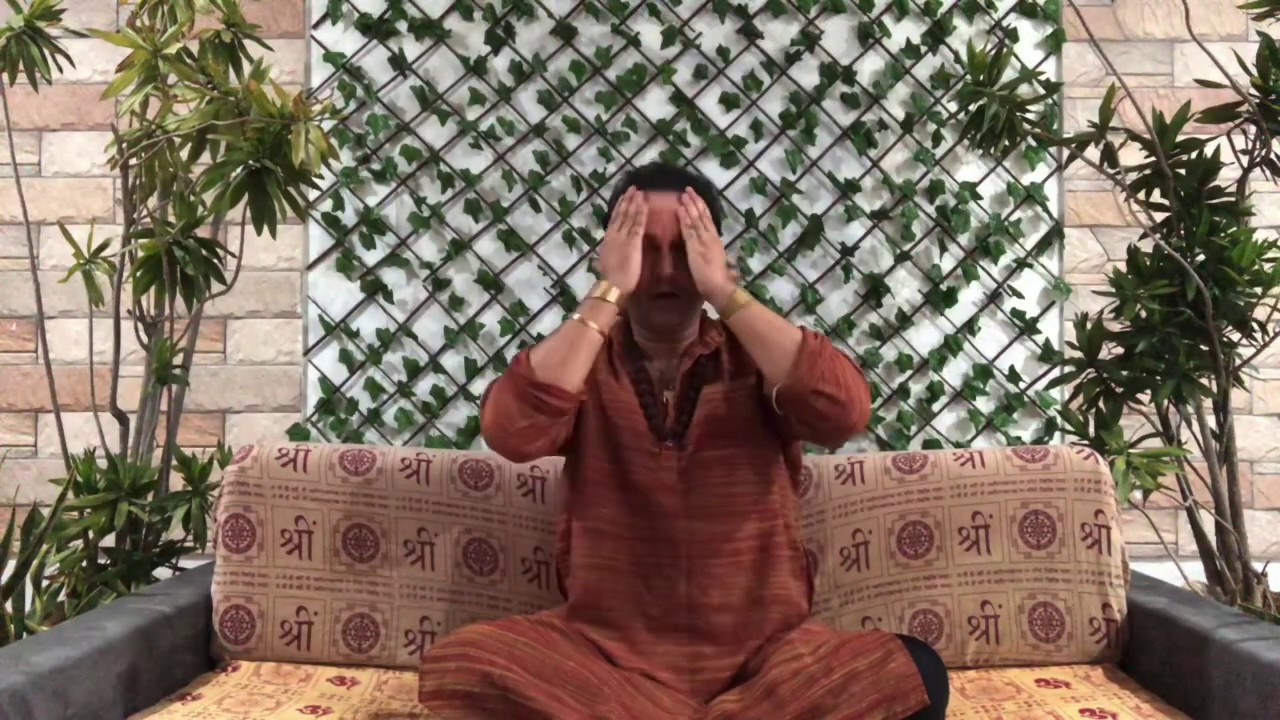 Pranic Breathing for Etheric Body Activation