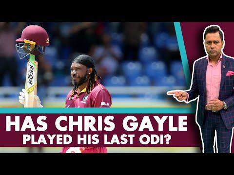 Has CHRIS GAYLE played his LAST ODI? | #AakashVani EXTRA