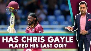 Has CHRIS GAYLE played his LAST ODI?   #AakashVani EXTRA