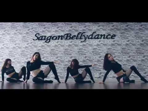 Tiết mục Sexydance quyến rũ của lớp cô Thắm - Earned it | SaigonDance