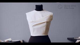Как научиться шить одежду.  Школа шитья - Юлии Балль
