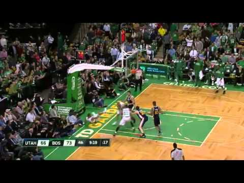 NBA Top 10 Defensive Plays of the Year 2011-12
