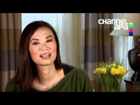 Wendi Deng Murdoch Interview On Snow Flower & The Secret Fan