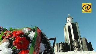 День памяти воинов интернационалистов отмечают сегодня в Беларуси