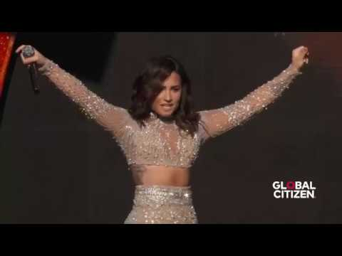 Download Demi Lovato (Live at Global Citizen Festival 2016) [Full]