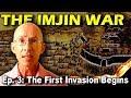 IMJIN WAR Ep. 3 - Japan vs. Korea: The Invasion Begins