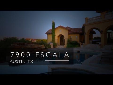 Luxury Home Walkthrough Review Austin TX 7900 Escala
