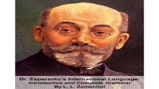 Dr. Esperanto's International Language, Introduction and Complete Grammar | L. L. Zamenhof | 2/2