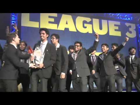 Enactus World Cup 2015 - Opening Round Awards Ceremony