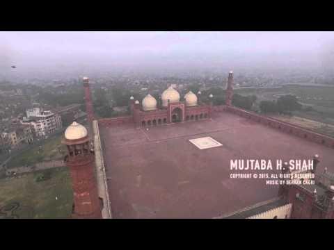 BADSHAHI MOSQUE (Aerial Filming)