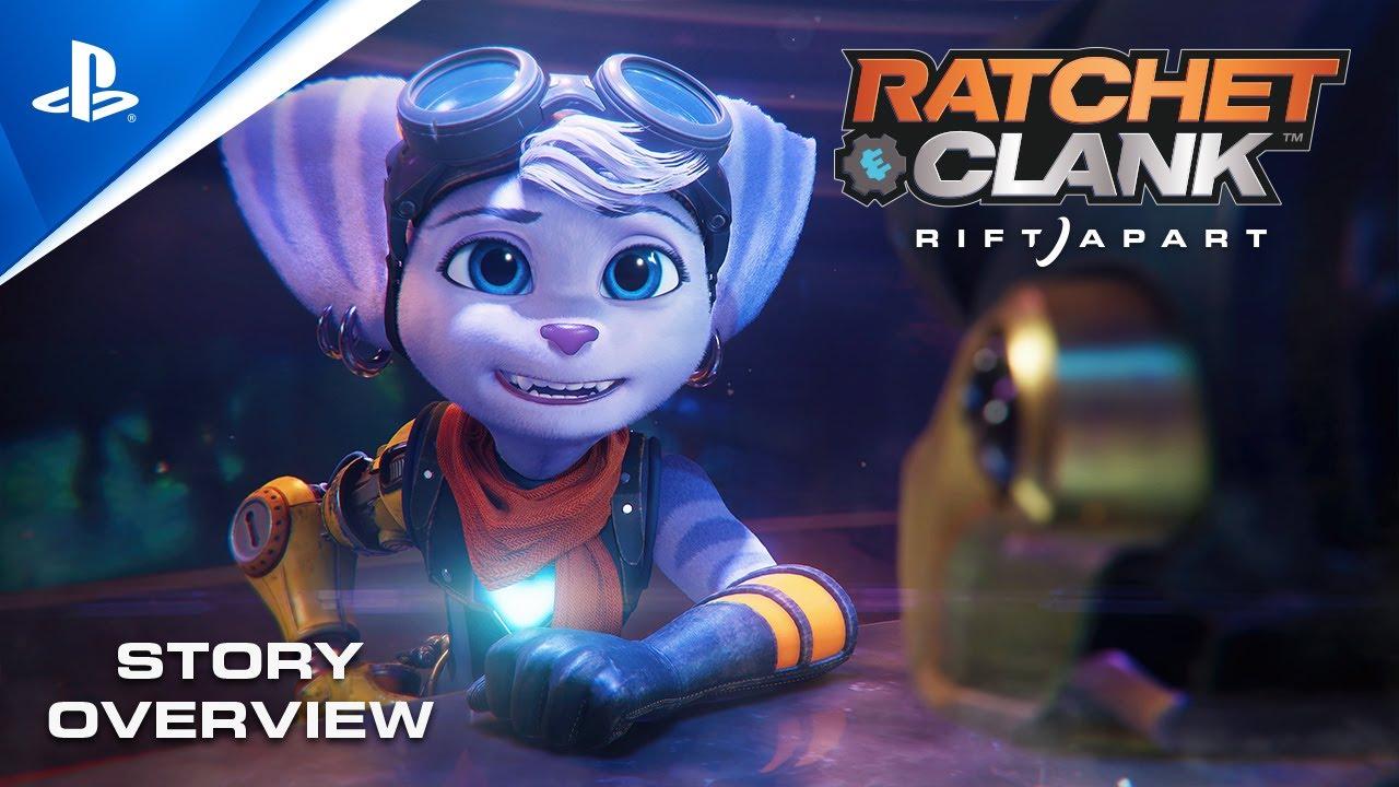 PS5|Ratchet & Clank: Rift Apart - 스토리