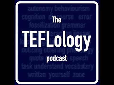 Episode 40: Webinars, Teacher Training, and a History of Applied Linguistics