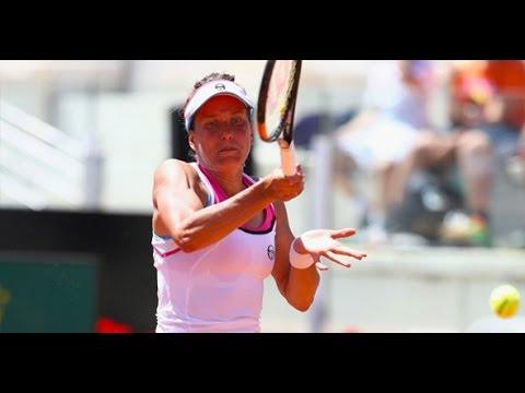 2017 Internazionali BNL d'Italia First Round | Barbora Strycova vs Daria Kasatkina | WTA Highlights