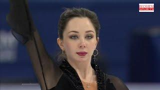 Elizaveta Tuktamysheva 2021 Silver Winning Long Program At The World Championships In Stockholm