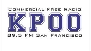 Stand Up Comedian Kathleen Madigan on KPOO 89.5 FM San Francisco