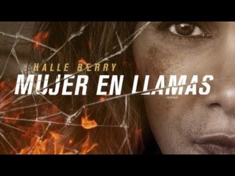 """Halle Berry está que arde : """"Mujer En Llamas"""""""