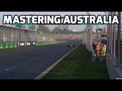 HOW TO MASTER AUSTRALIA ON F1 2018