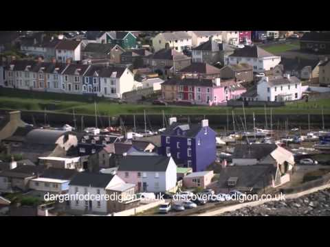 Ceredigion's Towns And Villages