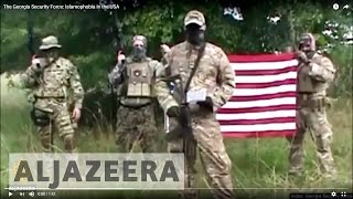 The Georgia Security Force: Islamophobia in the USA