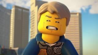 LEGO® City Поліцейська Академія - Урок 2: Фізична підготовка