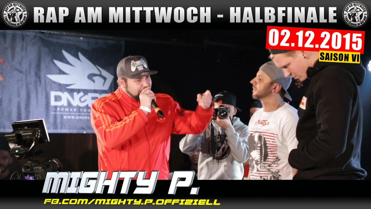 RAP AM MITTWOCH BERLIN: MIGHTY P. vs FRESH POLAKKE 02.12.15 BattleMania Finale (44) GERMAN BATTLE