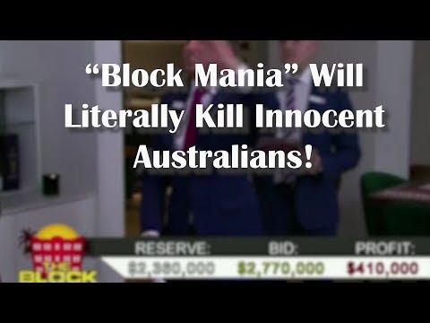 """Adams/North: """"Block Mania"""" Will Literally Kill Innocent Australians"""