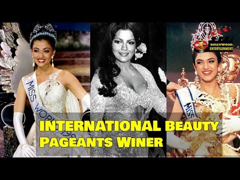 14 Indian beauties who won international beauty pageants