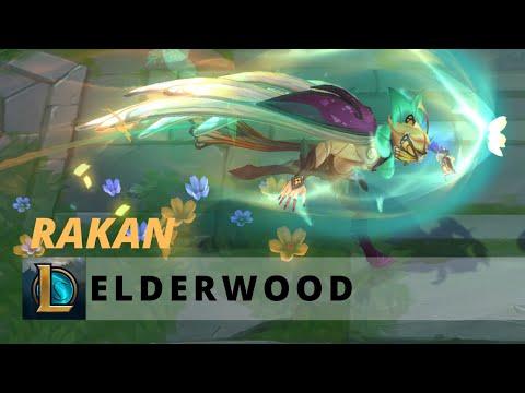 Elderwood Rakan - League of Legends