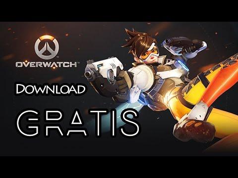 Como baixar Overwatch Gratis PC Download (Free Download)