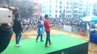 2018 Nagpuri live show...Singer-{sunil,Nitesh &Anita di}