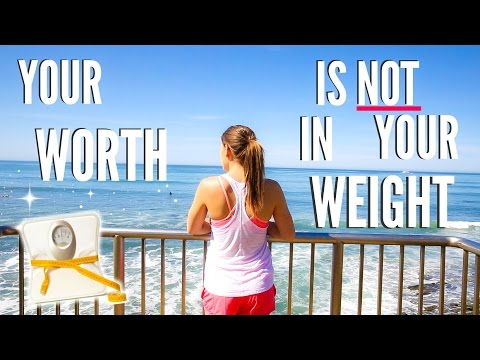 Your Worth Is Not In Your Weight - Why Skinny Never Satisfies