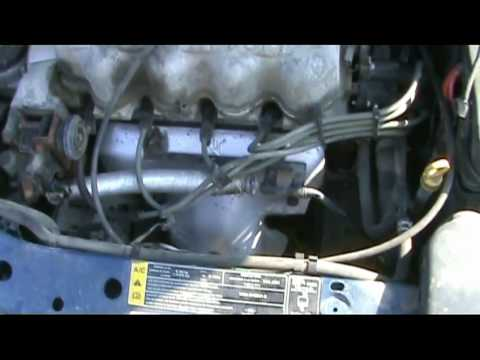 hqdefault ford focus coil replace and forest tour youtube 2003 ford focus ignition wiring diagram at mifinder.co
