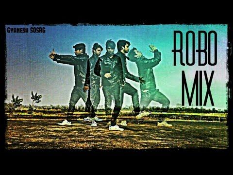RoBo Mix | Bodyguard title track | Malhari , Bajirao mastani | Gyanesh SOSRG | latest 2017 |