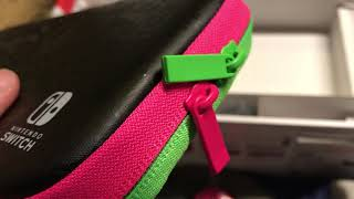 Splatoon 2 Nintendo Switch Limited Edition Unboxing