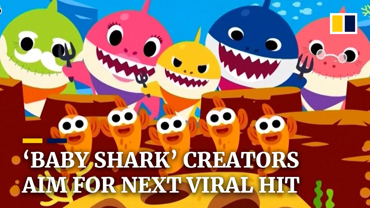 South Korean Creator Of Childrens Song Baby Shark Hopes To Snap Up Another Viral Hit