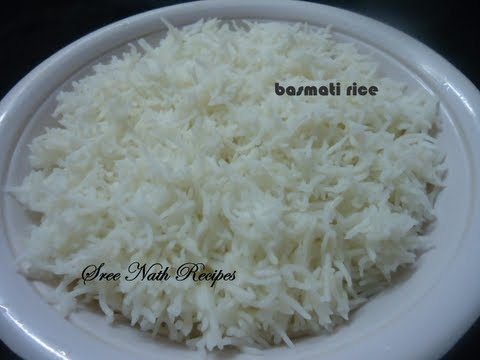 How To Cook Basmati Rice Basic Recipe For Beginners Youtube