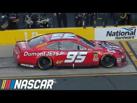 Wildest Pit Stops From All-Star Race Qualifying