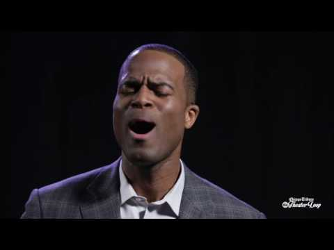 """Derrick Davis sings """"The Music of the Night"""" from """"The Phantom of the Opera."""""""
